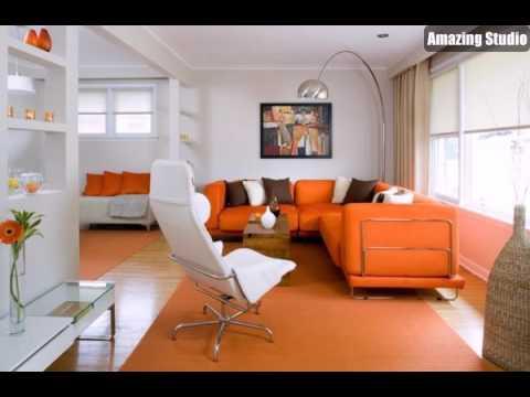 Große Wohnzimmer Möbel Entwürfe Schone Dekoration Ideen - YouTube