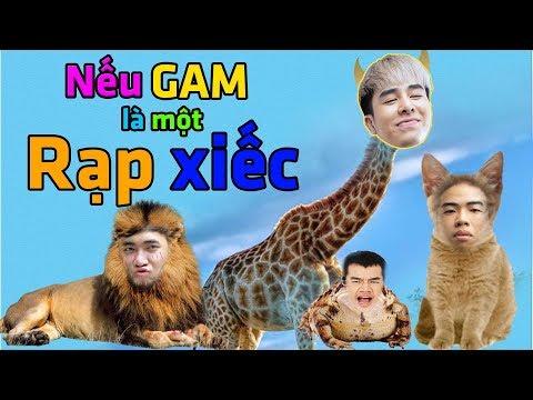 GAM#5: Showmen - Nếu GAM là một rạp xiếc! | Nhật ký của GAM