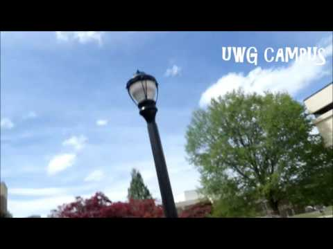 VLOG #1. University of West Georgia Tour