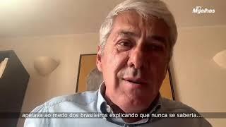 """""""Brasil pagou preço em vidas"""", diz ex-primeiro ministro de Portugal sobre Bolsonaro na pandemia"""