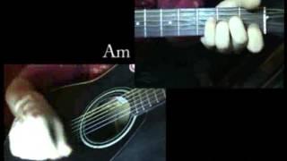 Михей и Сергей Галанин - Мы дети большого города (Уроки игры на гитаре Guitarist.kz)
