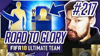 INSANE TOTS SBC PACK! - #FIFA18 Road to Glory! #217 Ultimate Team