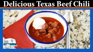 Texas Chili-white Trash Cooking