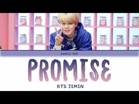 BTS JIMIN (지민) - Promise (약속) (Lyrics Color Coded Han/Rom/INA) (sub Indo) Mp3