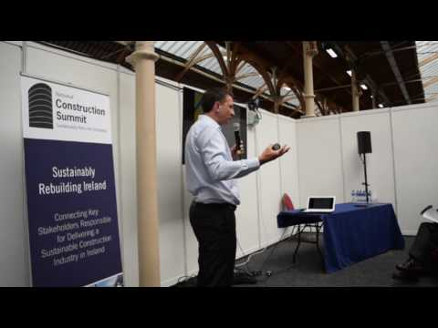 Alan Lowe- Roadstone Cost Effective Solution to Part L of the Building Regulations