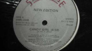 New Edition - Candy Girl (Rare version)