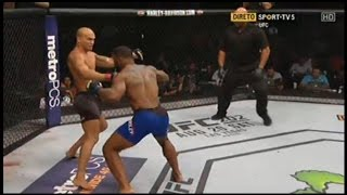Robbie Lawler vs Tyron Woodley Fight UFC 201 Who wins ? Knock out  How woodley ?!  Full Fight Recap