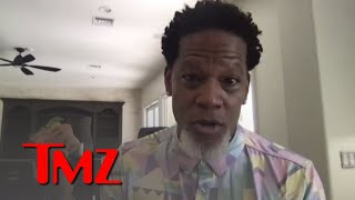 D.L. Hughley Says Passing Juneteenth Holiday Doesn't Level Playing Field   TMZ