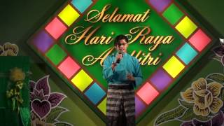 Video Emcee shane  & Redzal Hari Raya open house download MP3, 3GP, MP4, WEBM, AVI, FLV Juni 2018