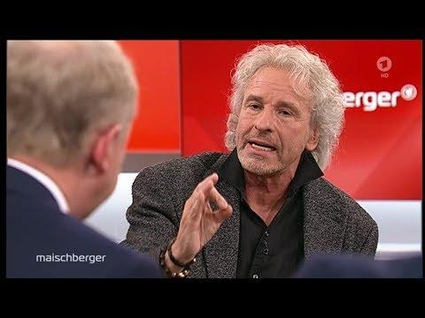 Wozu brauchen wir noch ARD und ZDF? Maischberger u.a. mit Thomas Gottschalk  28.02.2018