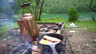 ゆるキャン△#1キャンプ飯 四尾連湖で食べたいのはこれ!yurucan Camp Rice!  After All I Want To Eat At Yotsu