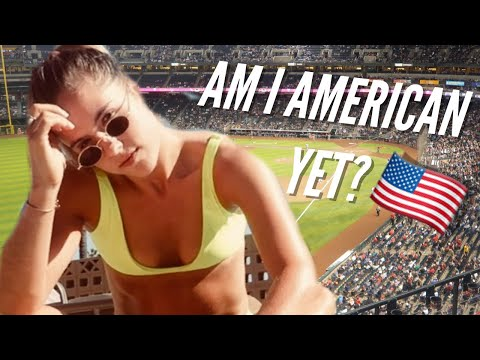 My First American Ball Game | Arizona Vlog
