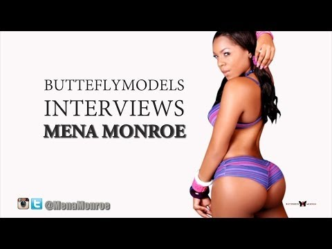 Butterflymodels interviews Mena Monroe