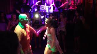 Bride Dance Battle - French Quarter - New Orleans