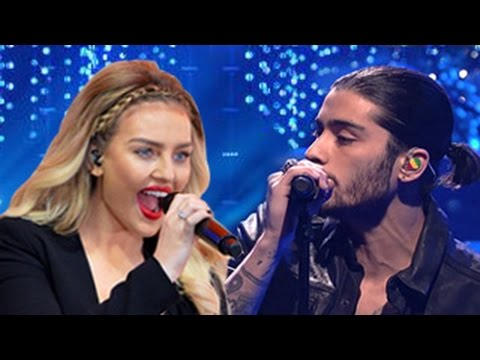 Zayn Malik & Perrie Edwards Collaborating On New Song?- The Truth