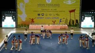 2009世界盃啦啦隊錦標賽台灣代表隊