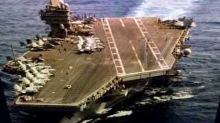 USS Roosevelt Headed To Stop Iran And Houthi Rebels