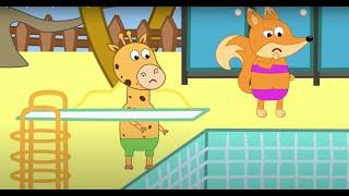 Fox Family en Español Capitulos Completos nuevos | Familia de fox para niños #26