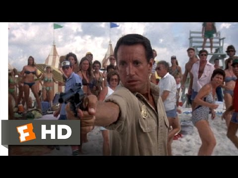 Jaws 2 39 Movie   Everybody Out of the Water 1978 HD