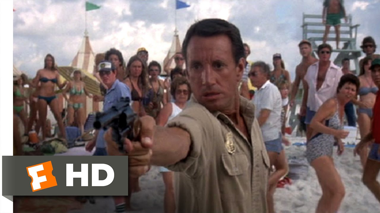 Jaws 2 3 9 Movie Clip Everybody Out Of The Water 1978