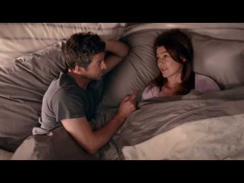 Meredith and Derek Want A New Baby - Grey's Anatomy