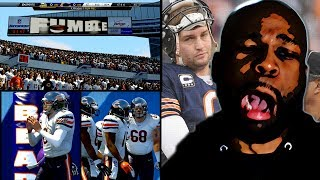 "Madden NFL 25 Playstation 4 Gameplay w/ FACE CAM - FULL GAME! Bears vs. Vikings ""Madden 25 Gameplay"""