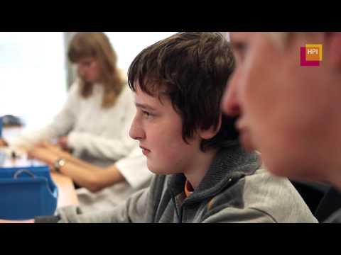 Schülerkolleg will 60 IT-Talente für Informatik begeistern / Start des sechsten Programmjahrs im Hasso-Plattner-Institut