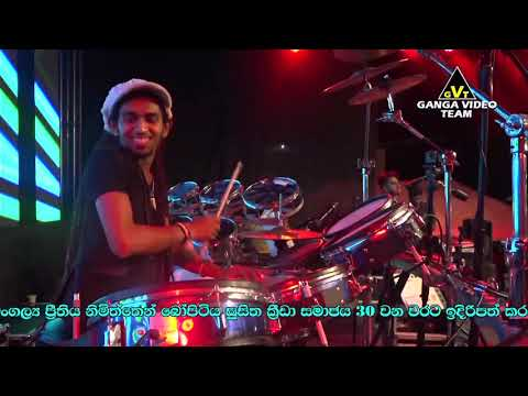 Diura Mata Keewa - Jinger White With Sahara Flash Live In Bopitiya | Sahara Flash Live Show