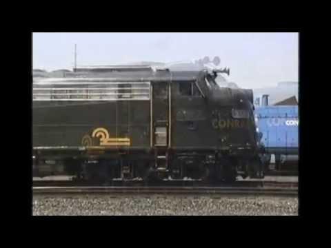 Conrail OCS x 2