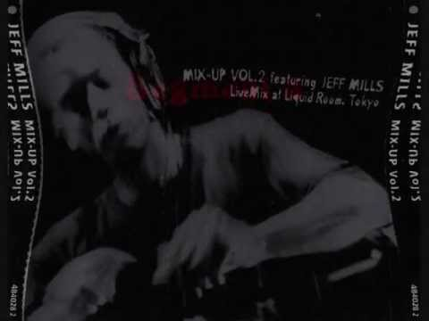Jeff Mills Live Mix At Liquid Room Tokyo On 28 Oct 1995 From 0300 A M Segment 3