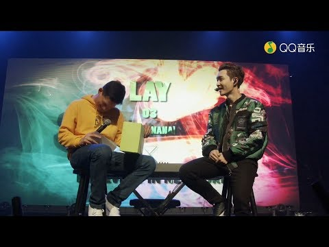 Zhang Yixing LAY 《NAMANANA》 Fan Event @ New York Playstation Theater