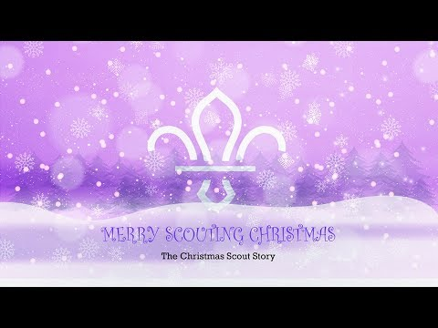 MERRY SCOUTING CHRISTMAS