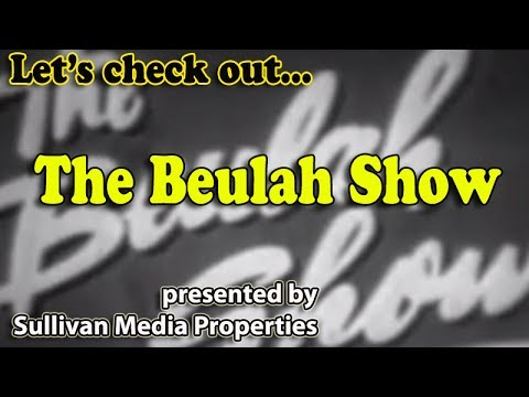 The Beulah Show || a classic TV encore starring Hattie McDaniel