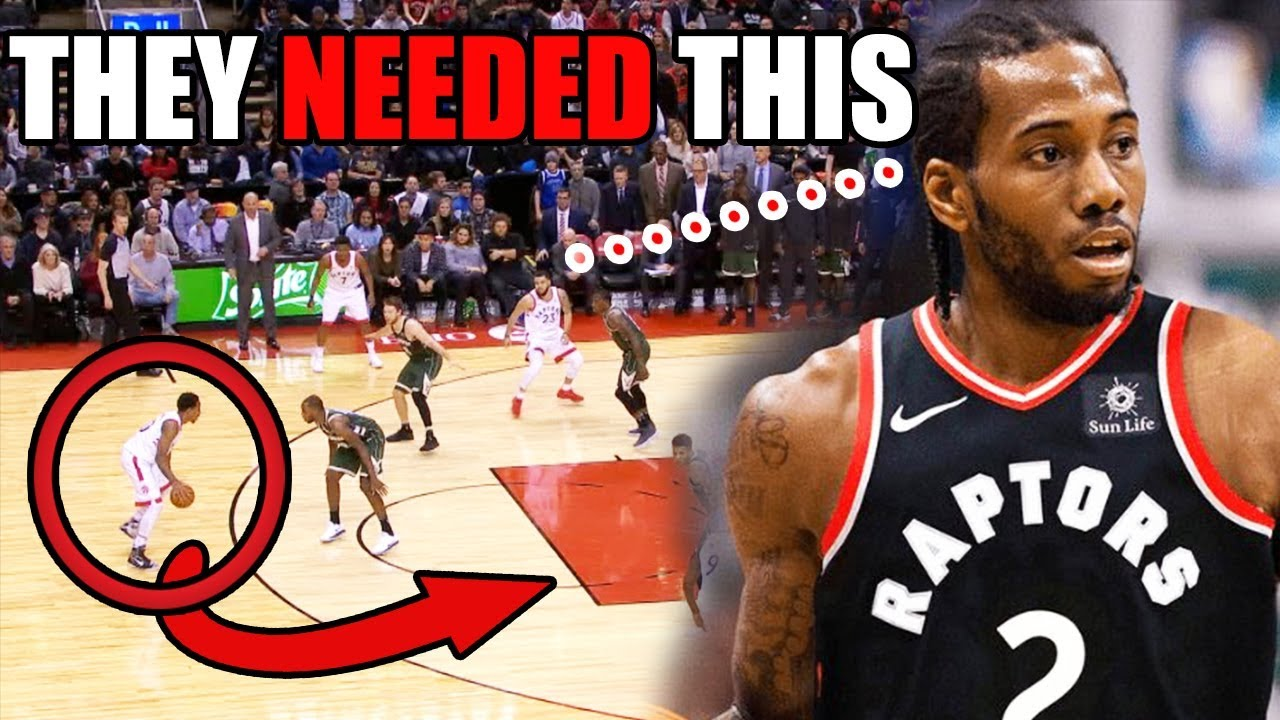 Kawhi Leonard was worth it, even if he leaves the Raptors