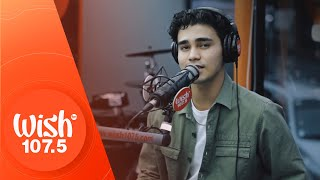 "Inigo Pascual performs ""Balang Araw"" LIVE on Wish 107.5 Bus"