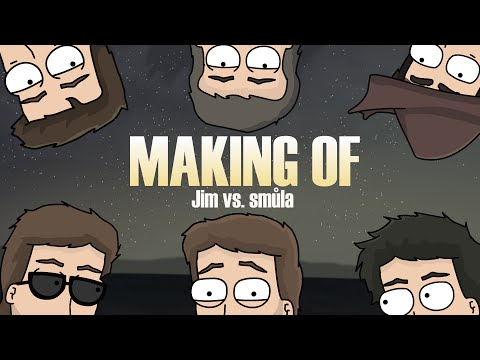 Jim vs. smůla │Making of (2016)