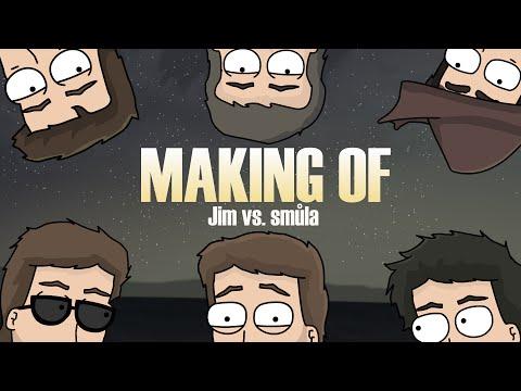 Jim vs. smůla │Making of (2016)