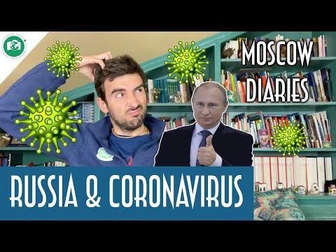 La RUSSIA sta NASCONDENDO qualcosa? - Moscow Epidemic Diaries