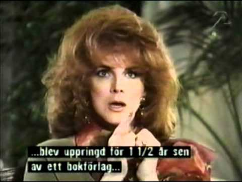 Swedish/English Interview with Ann-Margret Conducted by SVT2 (Swedish Television 2) --- Part 1