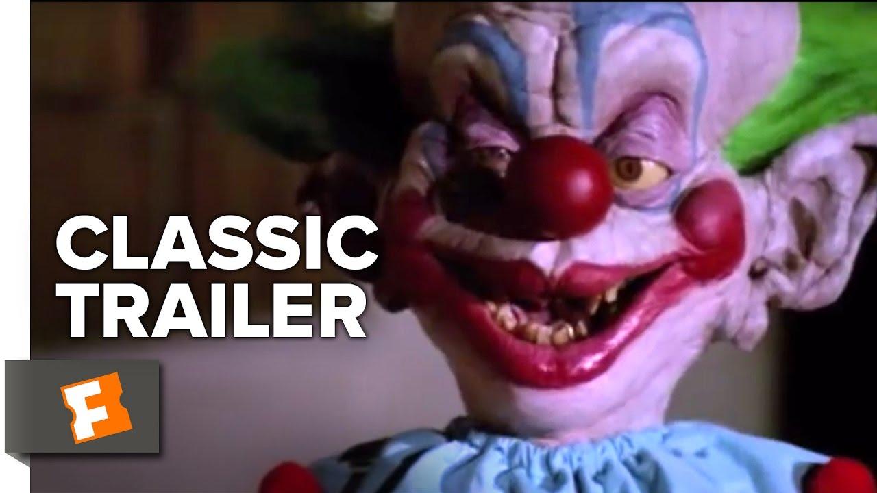 Killer Klowns from Outer Space Official Trailer #1 - John Vernon ...