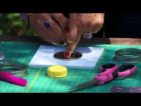 Home & Family - How to Make DIY Solar Lanterns