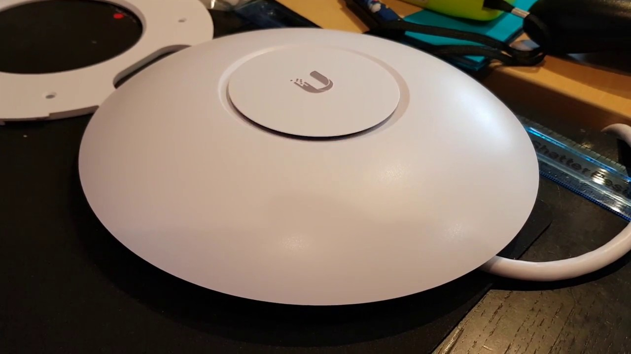 Ubiquiti Unifi AP AC PRO wireless access point, unboxed and reviewed -  worth the money?