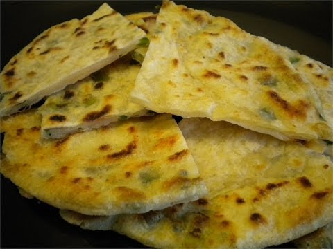 Green Onion Bread -- Chinese Style