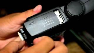 Godox TT520 Version II(New Off Camera Flash with Wireless Trigger of 2016)