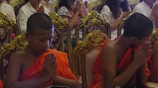 Thai Cave Boys End Time As Novice Buddhist Monks