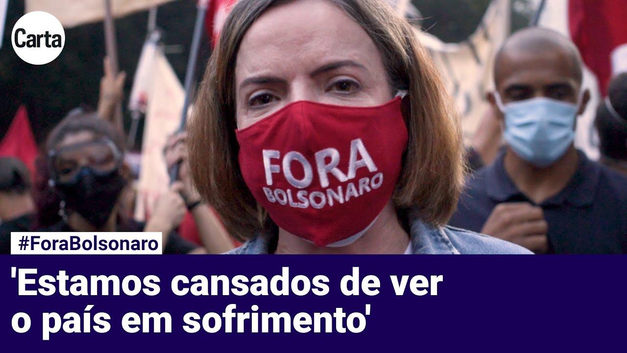 Download GLEISI HOFFMANN: Nossa luta é contra o desastre que Bolsonaro causa ao Brasil | #ForaBolsonaro