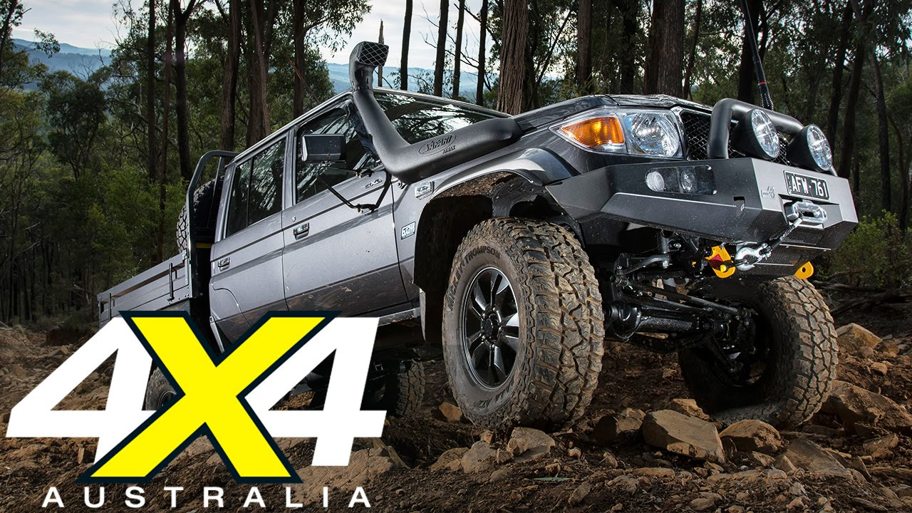 marks 4wd toyota land cruiser 79 custom 4x4 4x4 australia youtube. Black Bedroom Furniture Sets. Home Design Ideas