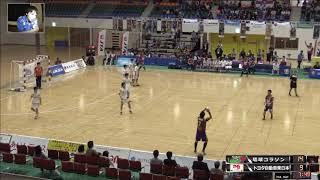 日本ハンドボールリーグ琉球コラソン vs トヨタ自動車東日本 後半(2018.2.17)