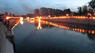 Мадрид, река Мансанарес, ферия Сан Исидро. 13 05 11