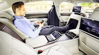 топ 10 Лучших Автомобилей премиум класса 2019  luxury car 2019